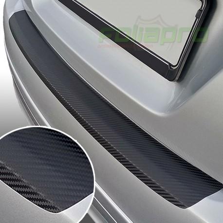 LADEKANTENSCHUTZ Lackschutzfolie für SKODA FABIA 3 Limousine schwarz glänzend