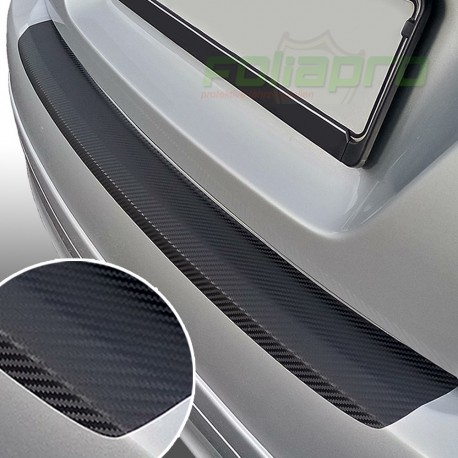 BMW X3 II Ladekantenschutz Lackschutzfolie Schwarz Matt  Schutzfolie 10036 F25